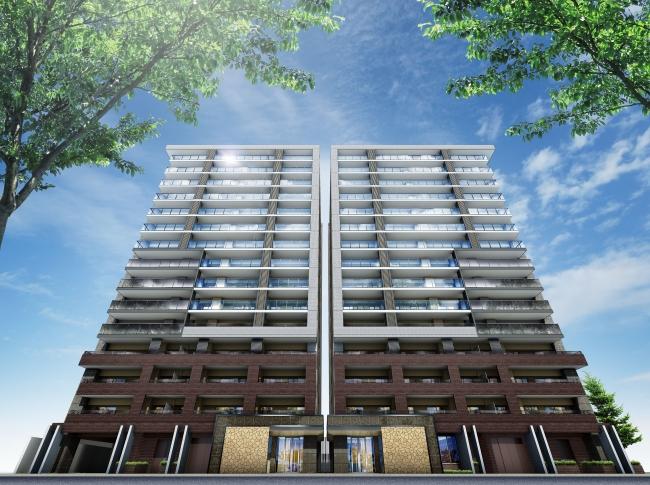 6bd76503c365 タカラレーベンから、北海道札幌市に建つ、「レーベン大通公園THE CENTRAL」が、11月10日より販売開始されます。